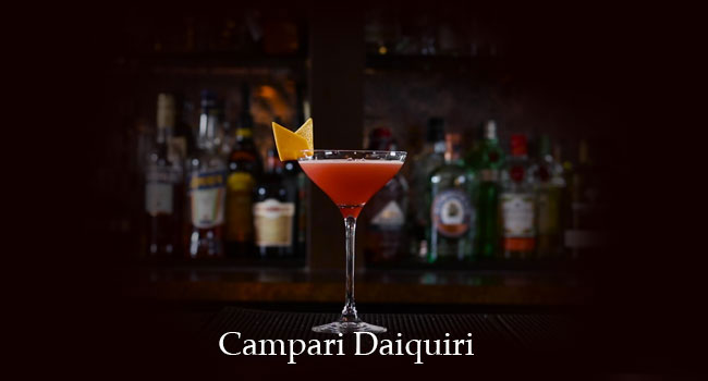 Campari Daiquiri